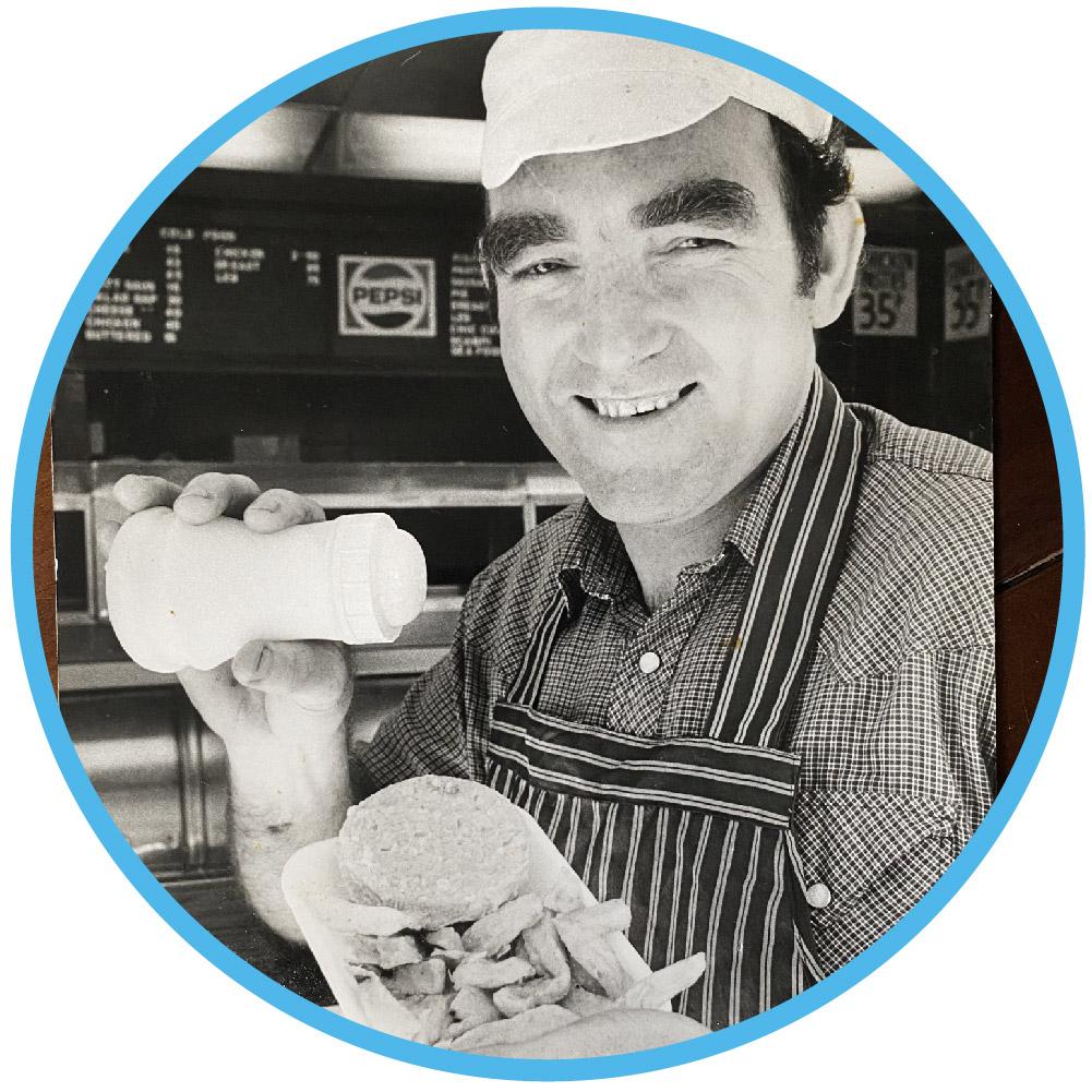 Bill McIlroy - Macs Quality Foods