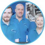 Danny, Maggie and Ruairi McIlroy - Macs Quality Foods 2020