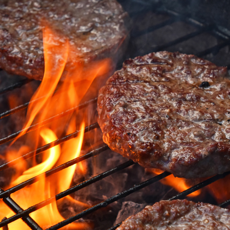 Burgers - Macs Quality Foods